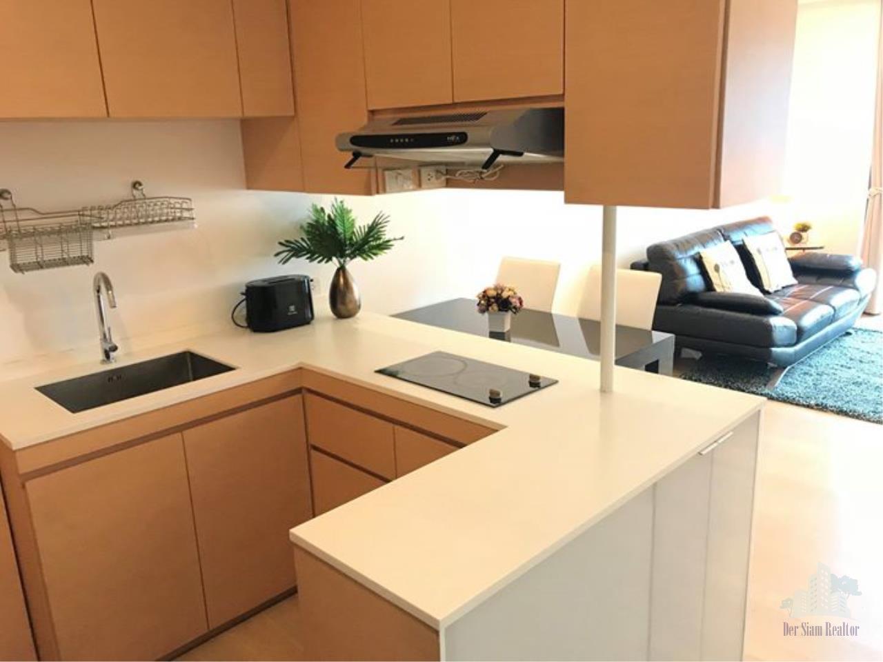 Smart Asset Management Agency's Best Unit!! For Rent Noble Refine  near BTS phromphong / 1 bedroom 50 sq.m. 3