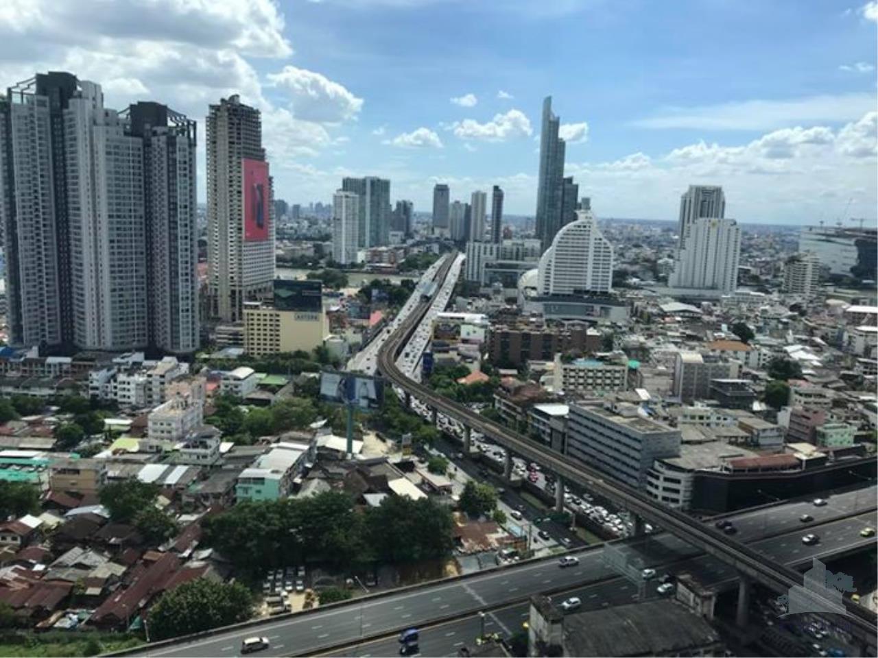Smart Asset Management Agency's Best Unit!! For Sale  The Bangkok Sathorn near BTS Surasuk / 2 bedroom 111.53  sq.m. 15