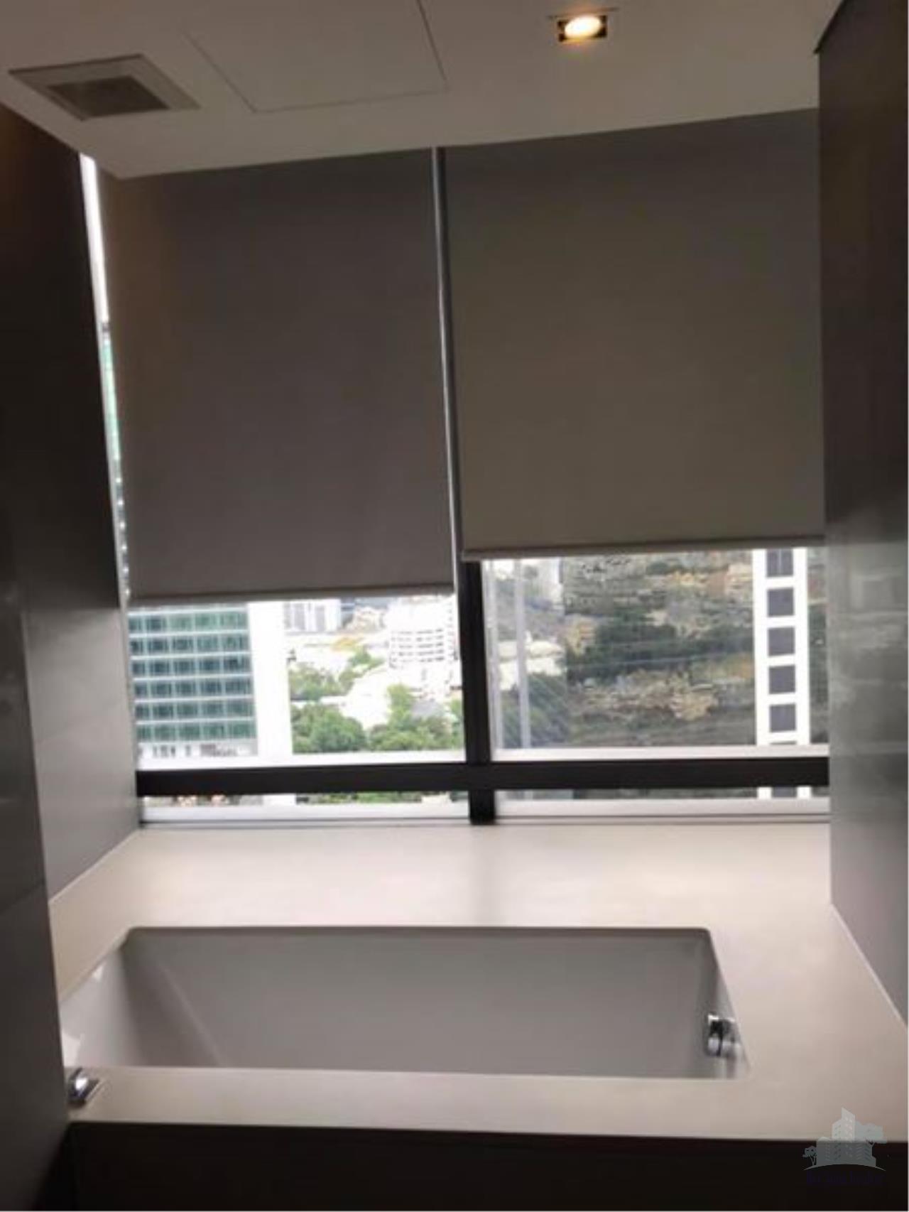Smart Asset Management Agency's Best Unit!! For Sale  The Bangkok Sathorn near BTS Surasuk / 2 bedroom 111.53  sq.m. 5
