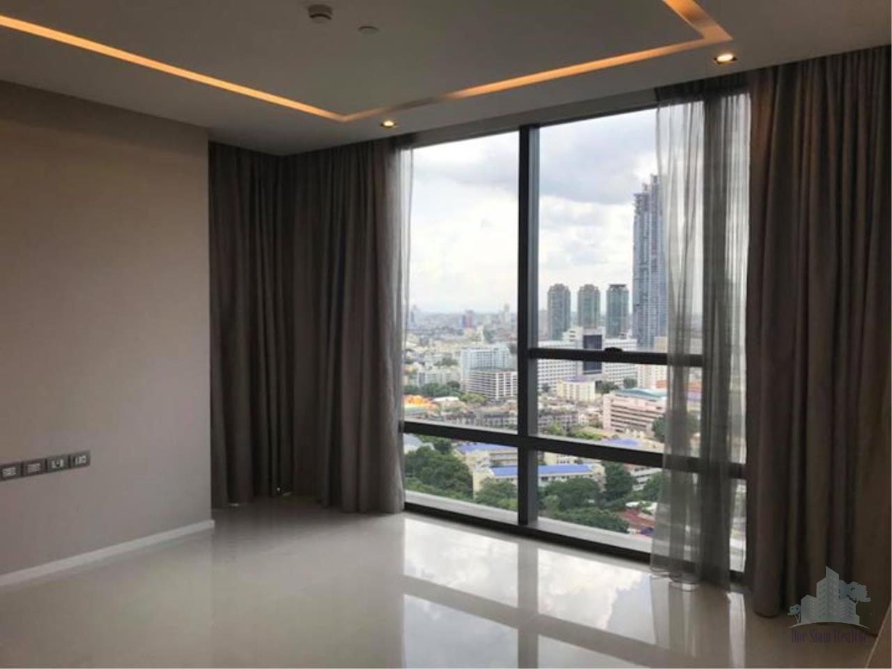 Smart Asset Management Agency's Best Unit!! For Sale  The Bangkok Sathorn near BTS Surasuk / 2 bedroom 111.53  sq.m. 1