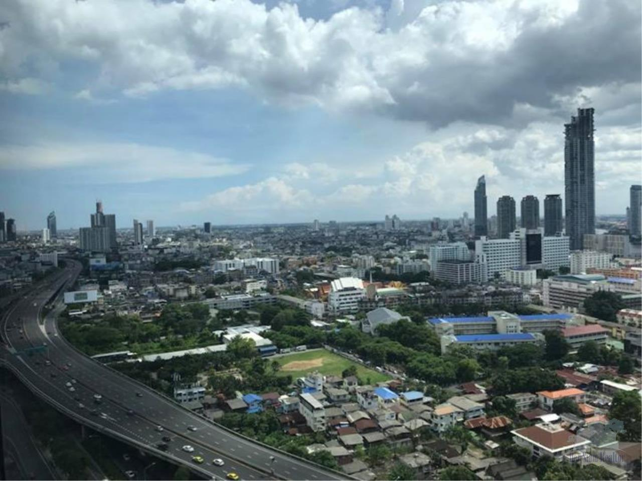 Smart Asset Management Agency's Best Unit!! For Sale  The Bangkok Sathorn near BTS Surasuk / 2 bedroom 111.53  sq.m. 17