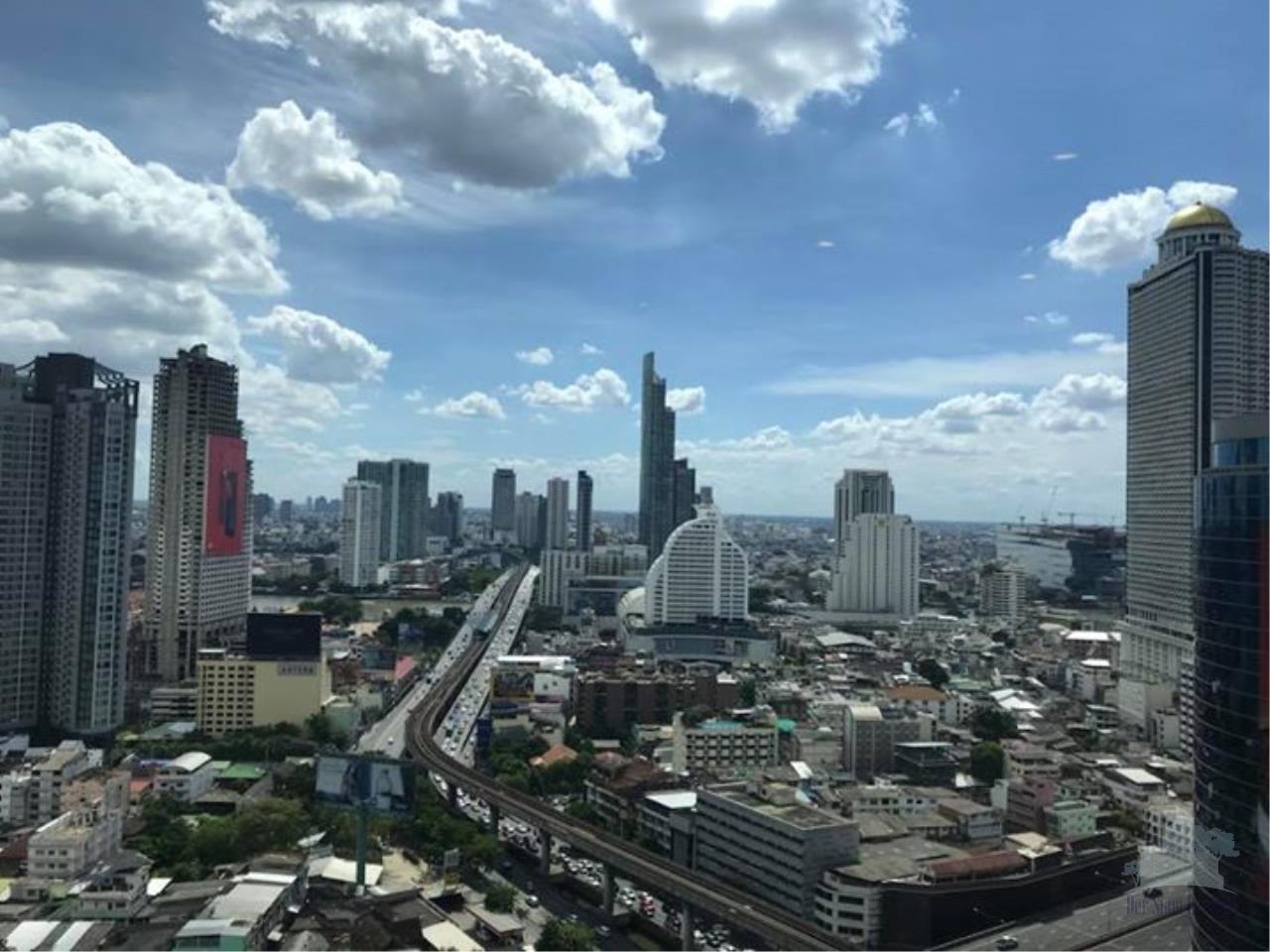 Smart Asset Management Agency's Best Unit!! For Sale  The Bangkok Sathorn near BTS Surasuk / 2 bedroom 111.53  sq.m. 19