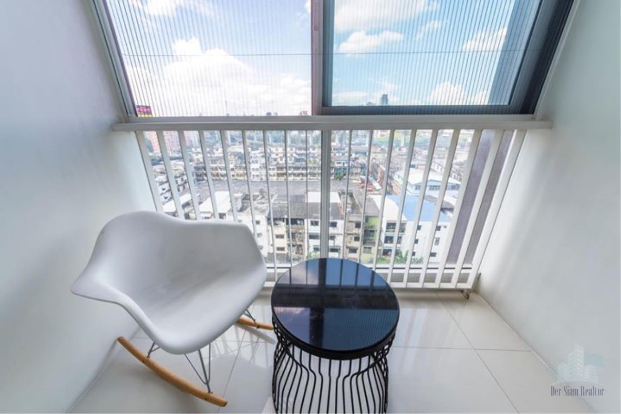 Smart Asset Management Agency's Best Unit!! For Sell The Coast Bangkok  near BTS Bangna  / 1 bedroom 35.22 sq.m.  Tower B 3
