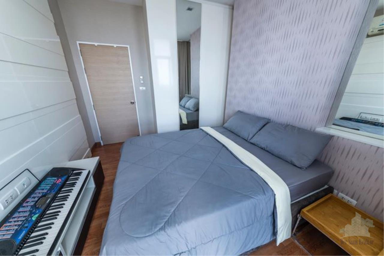Smart Asset Management Agency's Best Unit!! For Sell The Coast Bangkok  near BTS Bangna  / 1 bedroom 35.22 sq.m.  Tower B 4