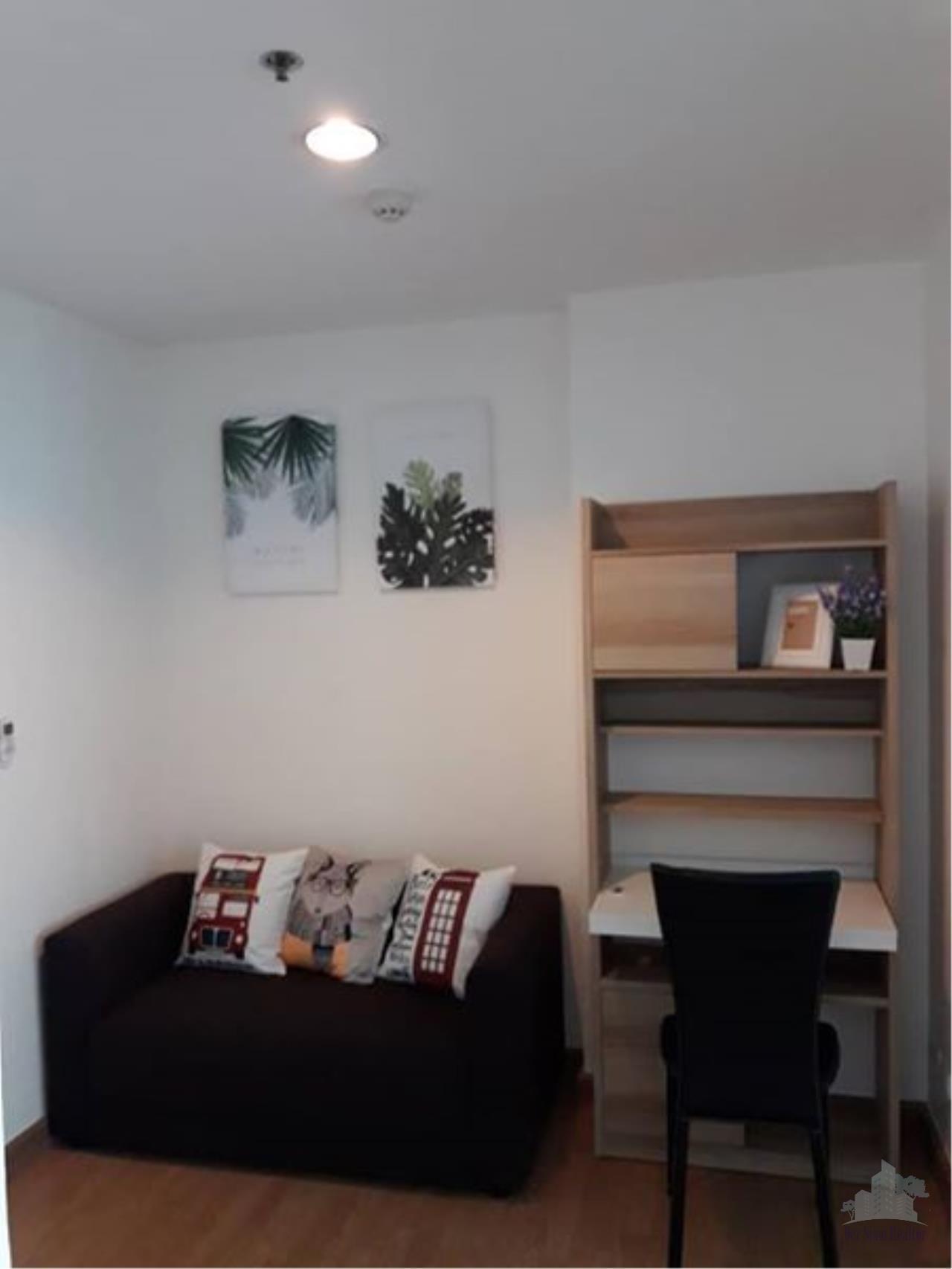 Smart Asset Management Agency's Best Unit!! For Rent Aspire rama 4 near BTS ekkamai /   1 bedroom 28 sq.m.  4
