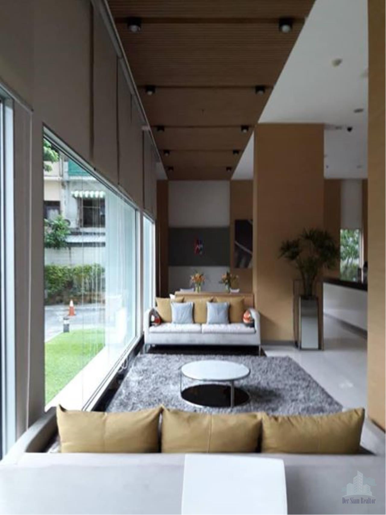 Smart Asset Management Agency's Best Unit!! For Rent Aspire rama 4 near BTS ekkamai /   1 bedroom 28 sq.m.  6