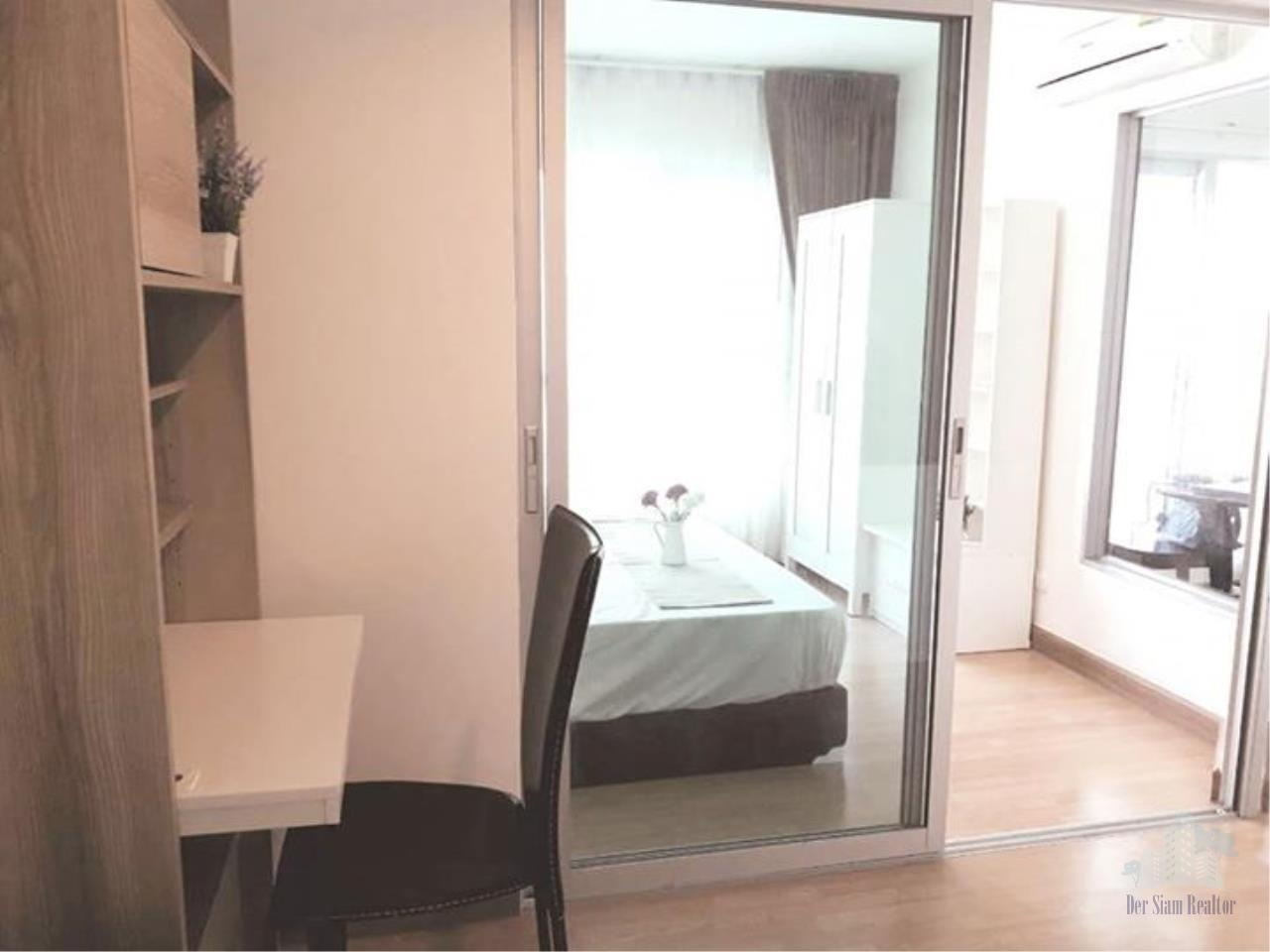Smart Asset Management Agency's Best Unit!! For Rent Aspire rama 4 near BTS ekkamai /   1 bedroom 28 sq.m.  7