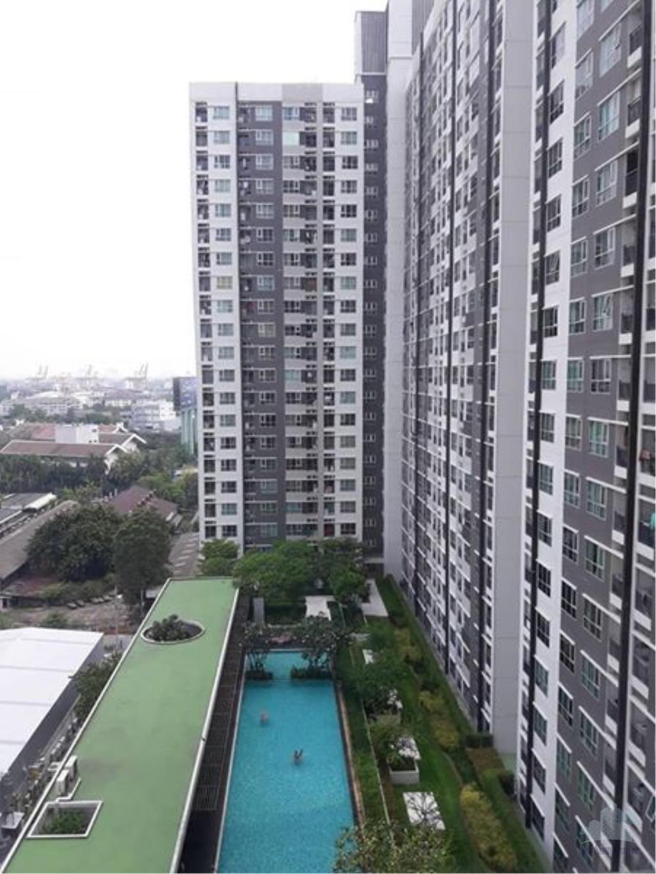 Smart Asset Management Agency's Best Unit!! For Rent Aspire rama 4 near BTS ekkamai /   1 bedroom 28 sq.m.  8