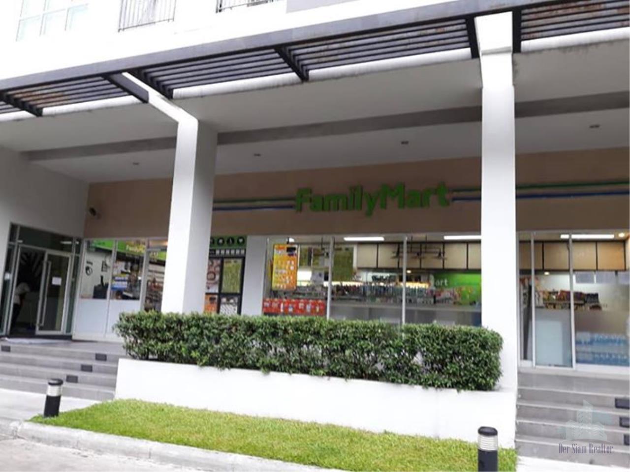 Smart Asset Management Agency's Best Unit!! For Rent Aspire rama 4 near BTS ekkamai /   1 bedroom 28 sq.m.  9