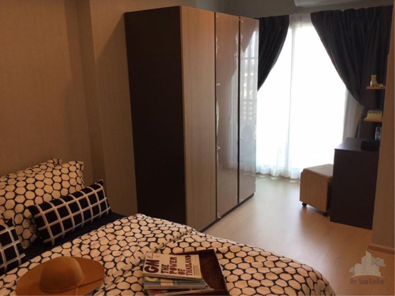 Smart Asset Management Agency's Best Unit!! For Rent Ideo sukhumvit 115 near BTS Pu Chao Saming Phrai /   1 bedroom 35 sq.m.  6