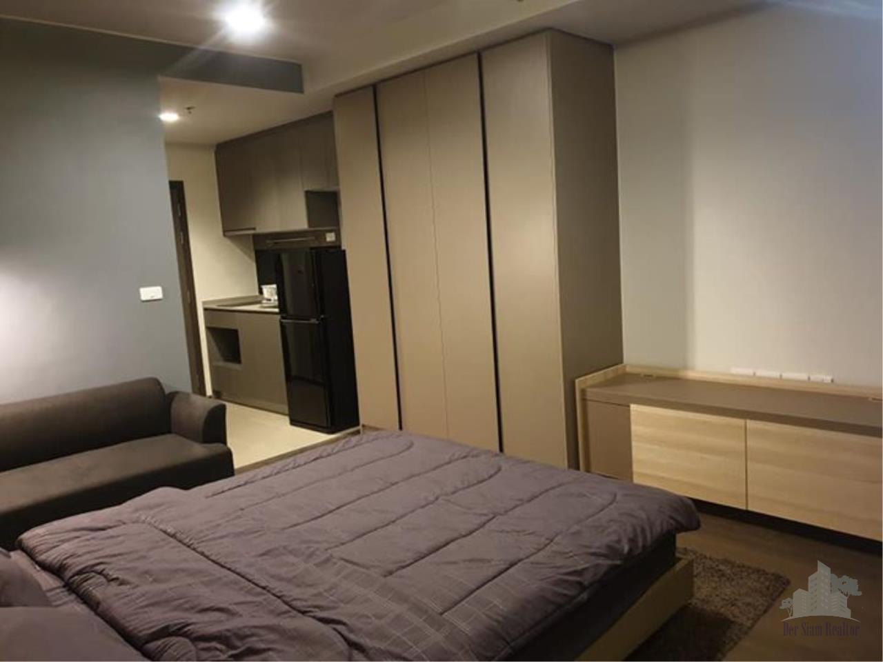 Smart Asset Management Agency's Best Unit!! For Rent Ideo Sukhumvit 93 near BTS Bangchak  /  studio  26 sq.m. Tower A 6