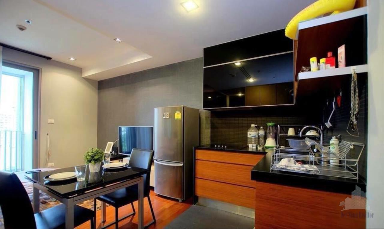 Smart Asset Management Agency's Best Unit!! For Rent Ashton  Morph 38 near BTS Thonglor   / 1 bedroom   56.25 sq.m. 2