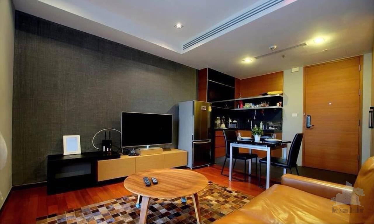 Smart Asset Management Agency's Best Unit!! For Rent Ashton  Morph 38 near BTS Thonglor   / 1 bedroom   56.25 sq.m. 4