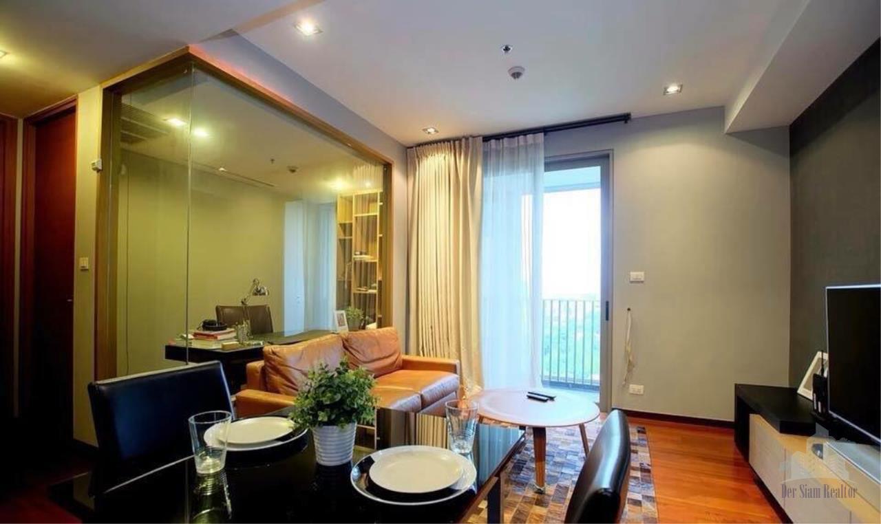 Smart Asset Management Agency's Best Unit!! For Rent Ashton  Morph 38 near BTS Thonglor   / 1 bedroom   56.25 sq.m. 5