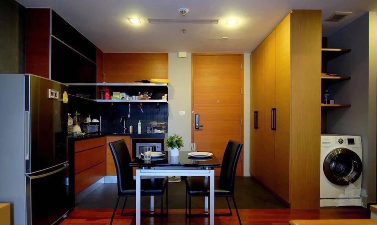 Smart Asset Management Agency's Best Unit!! For Rent Ashton  Morph 38 near BTS Thonglor   / 1 bedroom   56.25 sq.m. 7