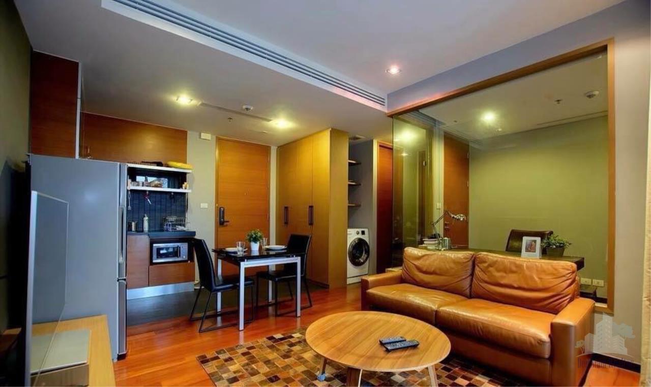 Smart Asset Management Agency's Best Unit!! For Rent Ashton  Morph 38 near BTS Thonglor   / 1 bedroom   56.25 sq.m. 1