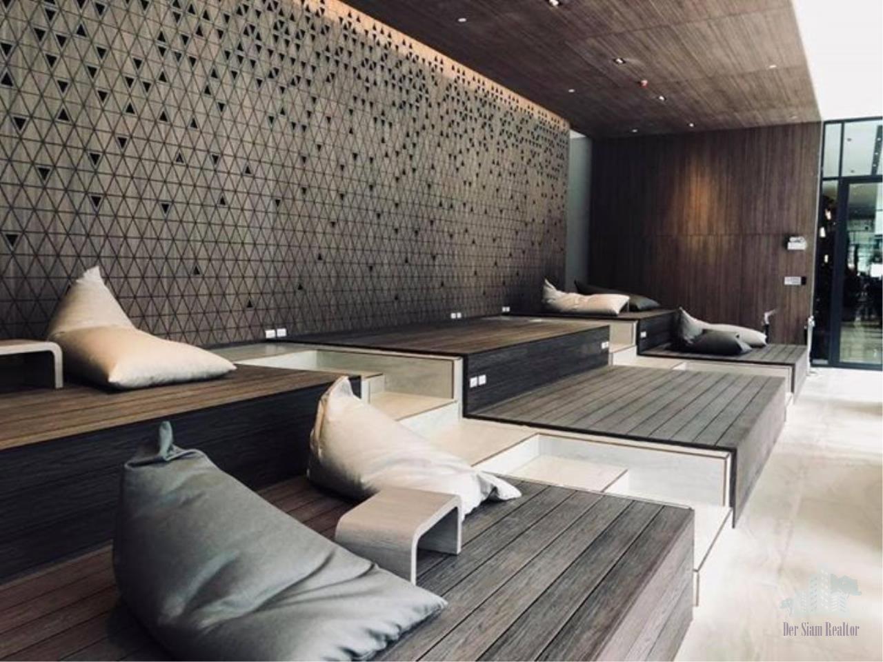 Smart Asset Management Agency's Best Unit!! For Rent Ideo Sukhumvit 93 near BTS Bangchak  /  studio  27 sq.m. Tower A 20