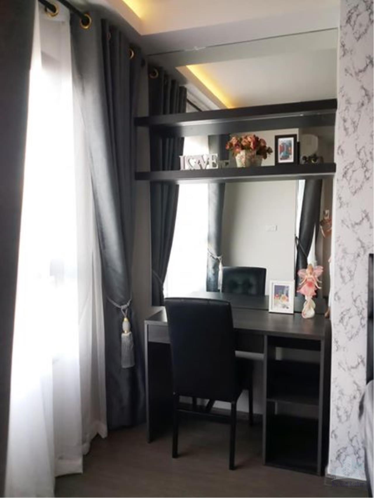 Smart Asset Management Agency's Best Unit!! For Rent Ideo Sukhumvit 93 near BTS Bangchak  /  studio  27 sq.m. Tower A 2