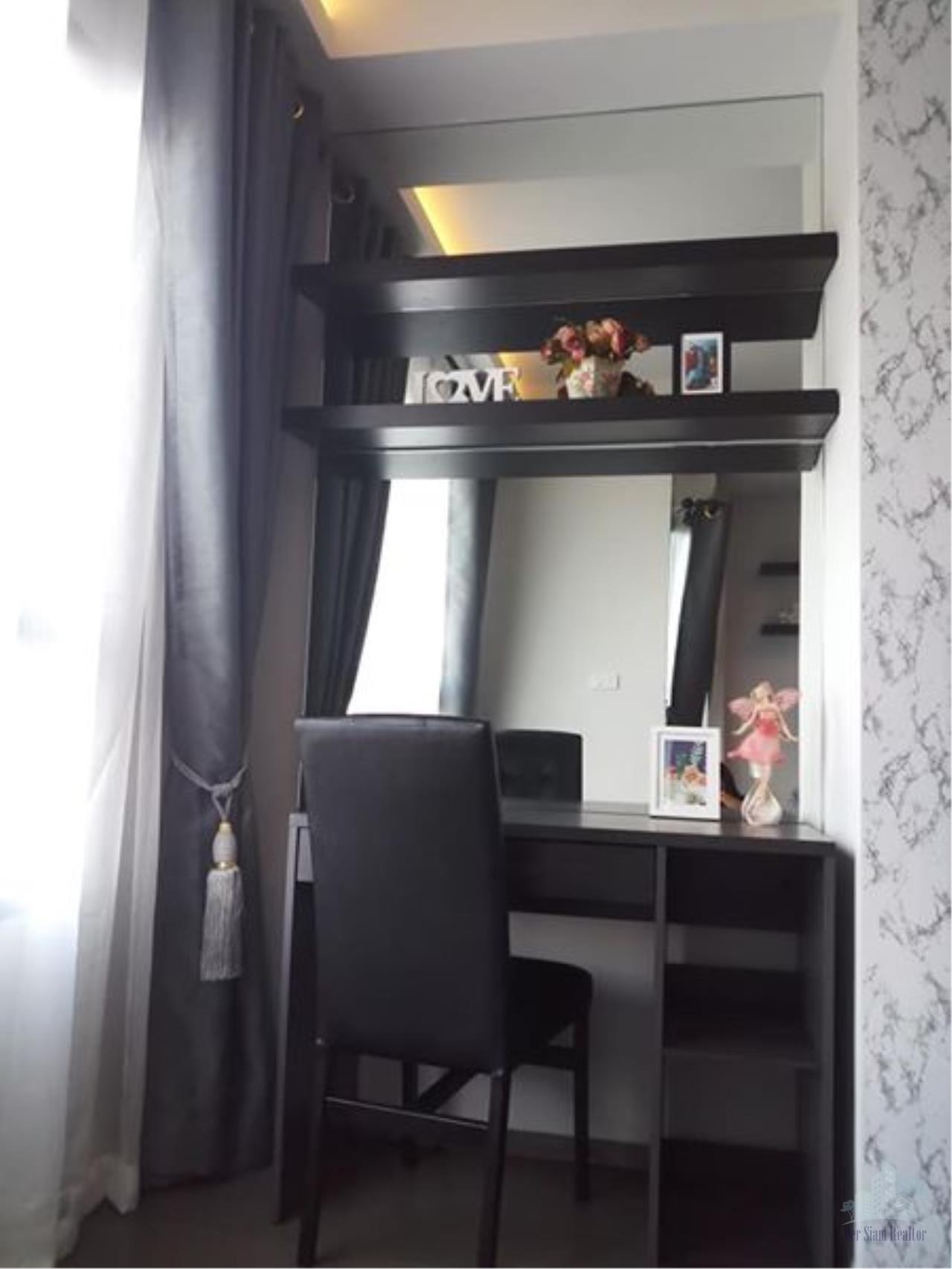 Smart Asset Management Agency's Best Unit!! For Rent Ideo Sukhumvit 93 near BTS Bangchak  /  studio  27 sq.m. Tower A 5