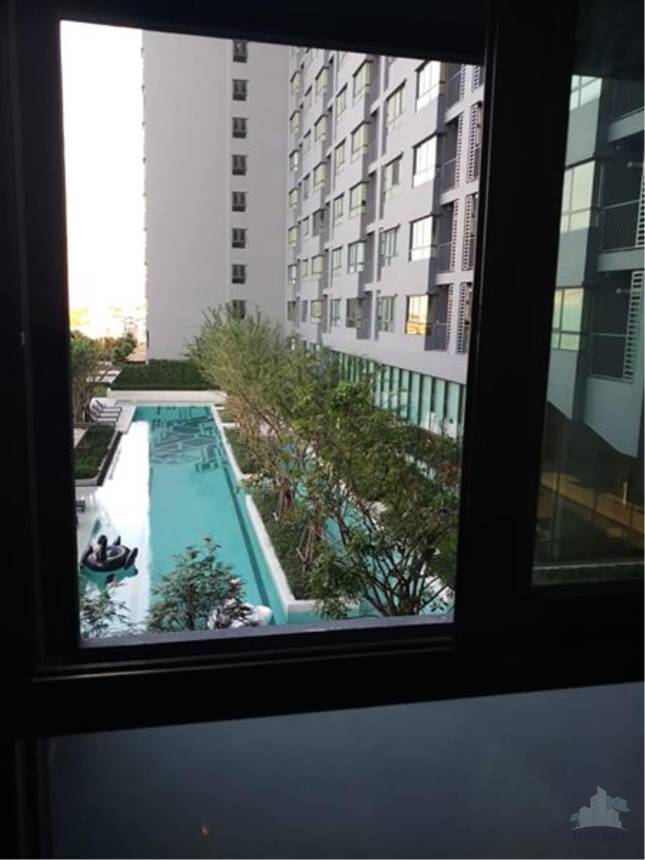 Smart Asset Management Agency's Best Unit!! For Rent Ideo Sukhumvit 93 near BTS Bangchak  /  studio  27 sq.m. Tower A 9