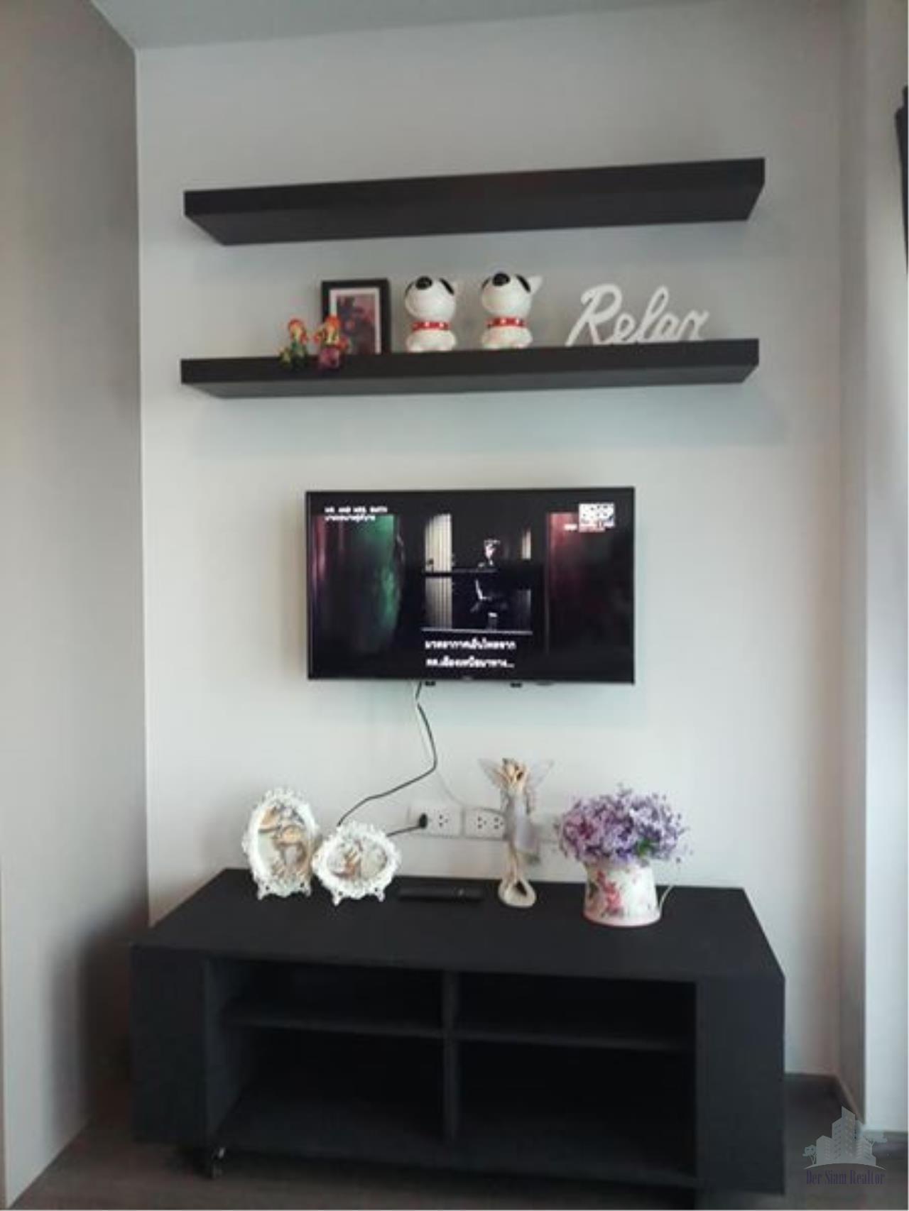 Smart Asset Management Agency's Best Unit!! For Rent Ideo Sukhumvit 93 near BTS Bangchak  /  studio  27 sq.m. Tower A 14