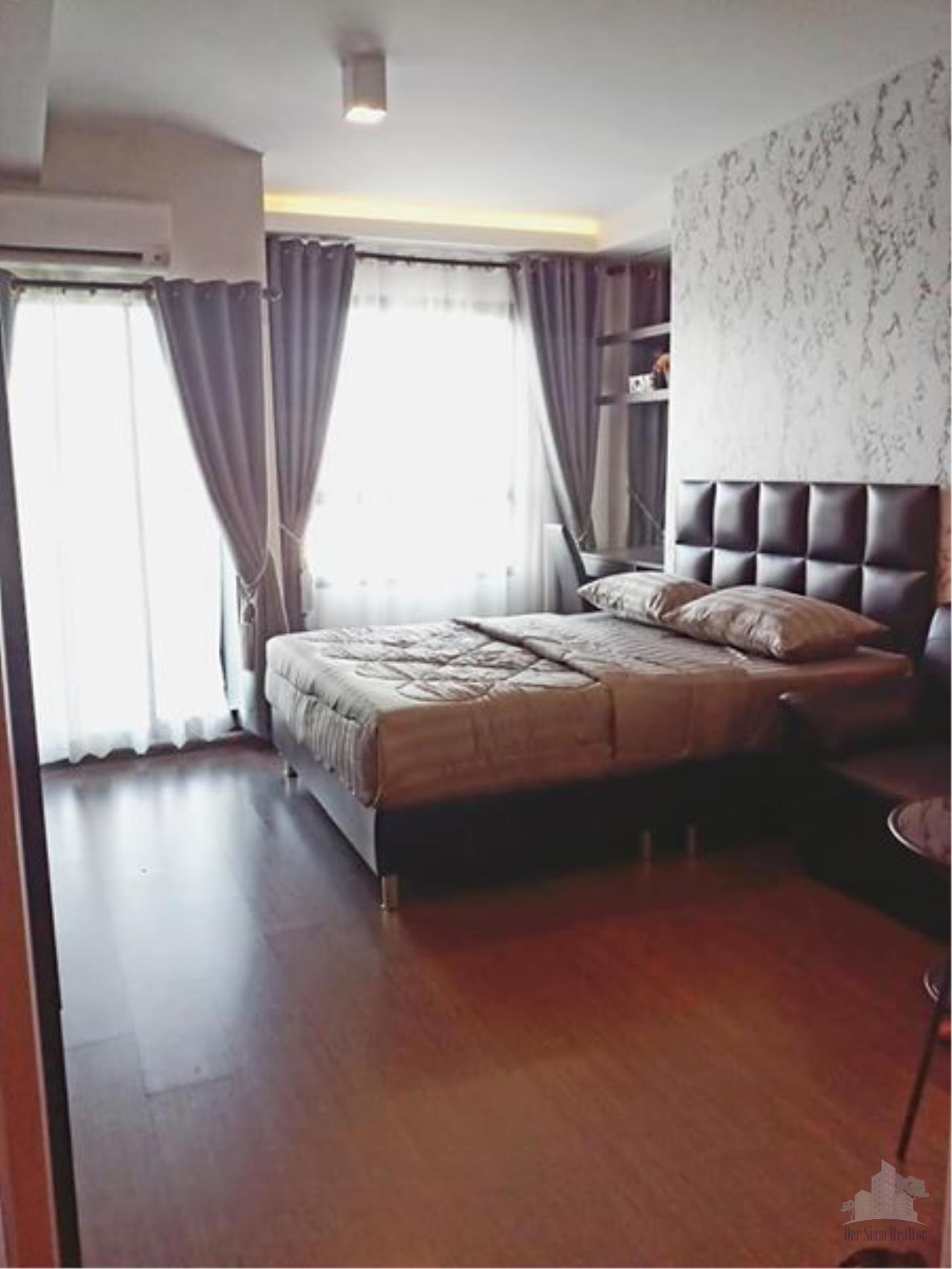 Smart Asset Management Agency's Best Unit!! For Rent Ideo Sukhumvit 93 near BTS Bangchak  /  studio  27 sq.m. Tower A 11
