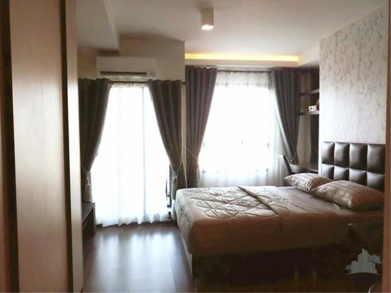 Smart Asset Management Agency's Best Unit!! For Rent Ideo Sukhumvit 93 near BTS Bangchak  /  studio  27 sq.m. Tower A 1