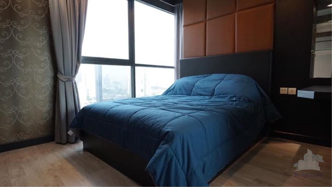 Smart Asset Management Agency's Best Unit!! For Rent Ideo Mobi  rama 9  near MRT Rama 9 / 2 bedroom  1 bathroom   46.27 sq.m. 7