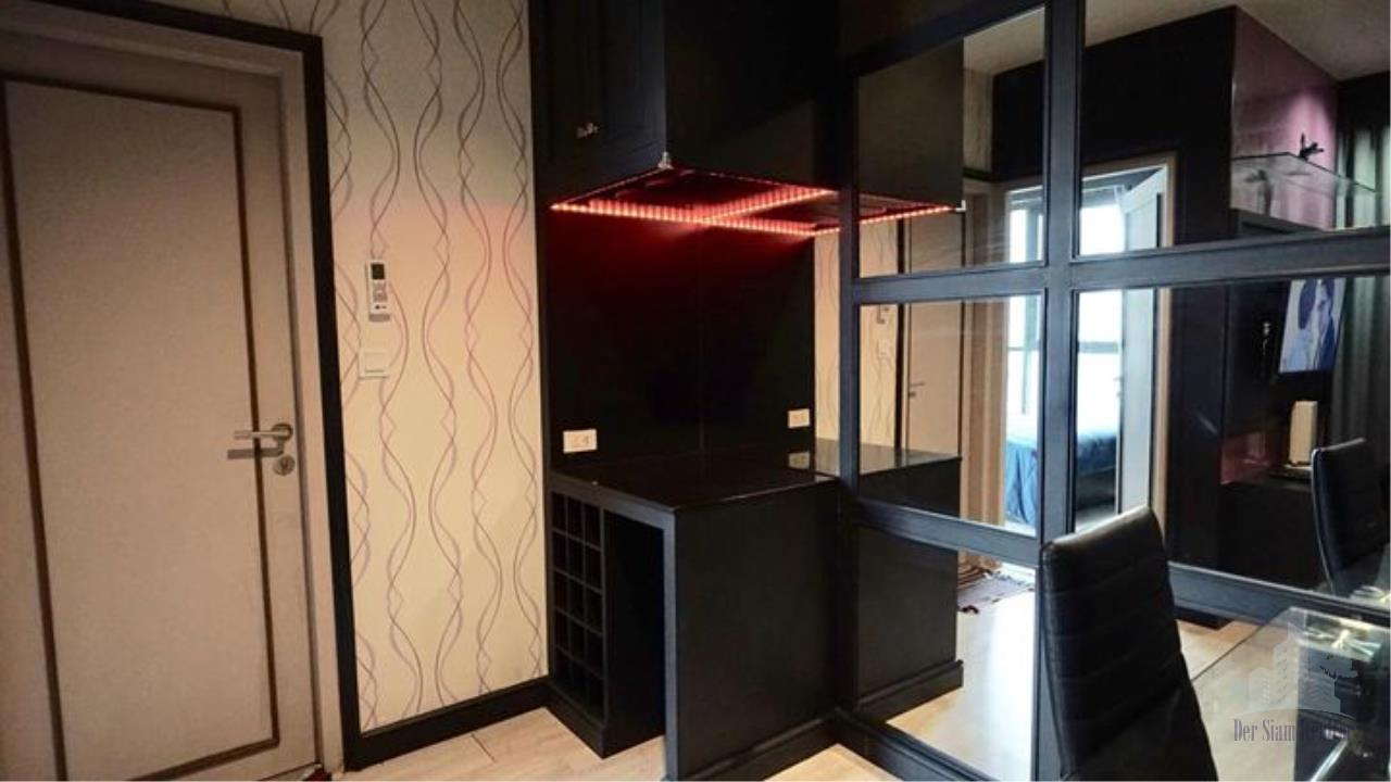 Smart Asset Management Agency's Best Unit!! For Rent Ideo Mobi  rama 9  near MRT Rama 9 / 2 bedroom  1 bathroom   46.27 sq.m. 8