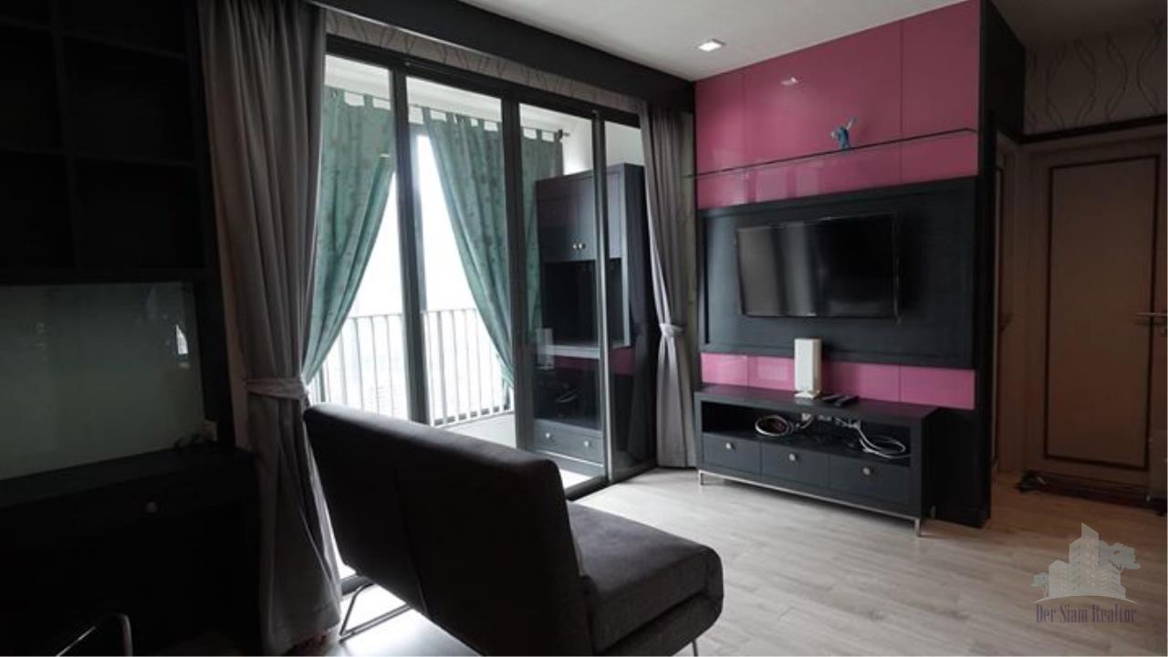 Smart Asset Management Agency's Best Unit!! For Rent Ideo Mobi  rama 9  near MRT Rama 9 / 2 bedroom  1 bathroom   46.27 sq.m. 4