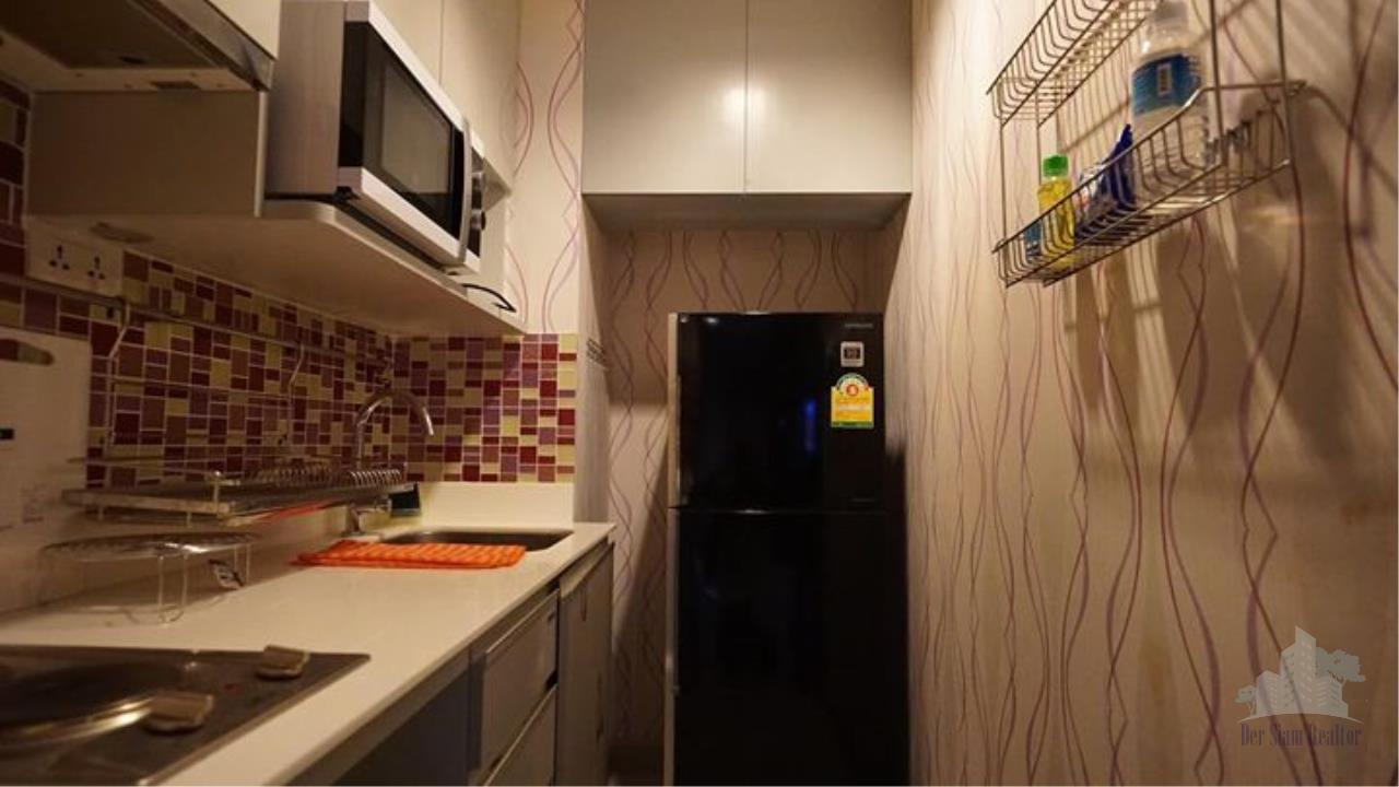 Smart Asset Management Agency's Best Unit!! For Rent Ideo Mobi  rama 9  near MRT Rama 9 / 2 bedroom  1 bathroom   46.27 sq.m. 12