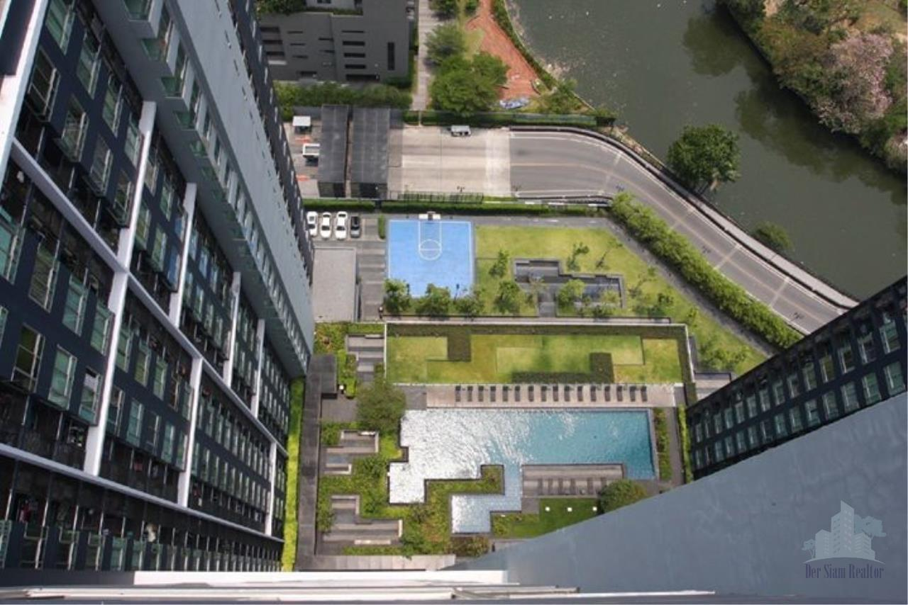 Smart Asset Management Agency's Best Unit!! For Rent The base sukhumvit  77 near BTS Onnut / 1 bedroom  30.65 sq.m.  Tower B 7