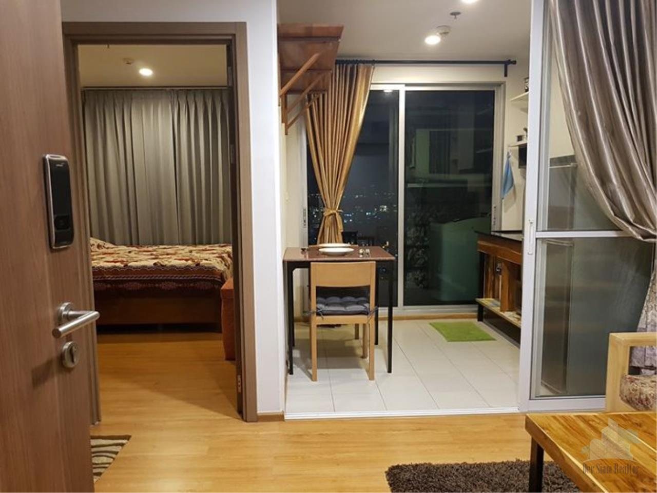 Smart Asset Management Agency's Best Unit!! For Rent The base sukhumvit  77 near BTS Onnut / 1 bedroom  30.65 sq.m.  Tower B 2