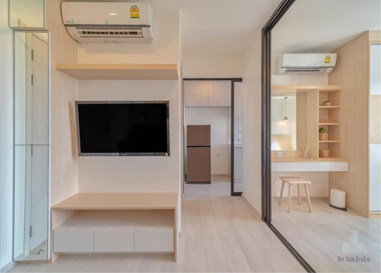 Smart Asset Management Agency's Best Unit!! For Rent Life Asoke near MRT Phetchaburi / 1 bedroom  30 sq.m.  5