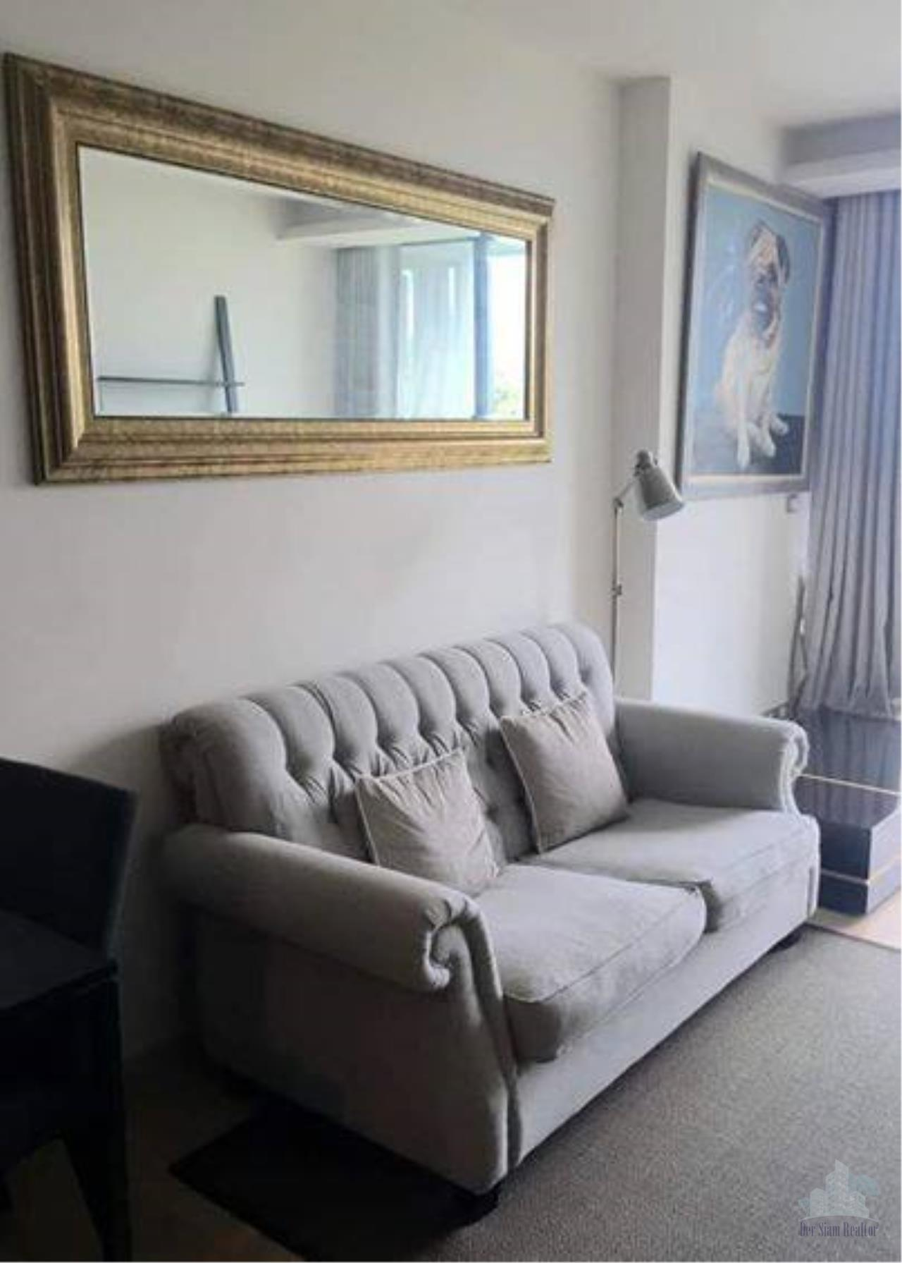 Smart Asset Management Agency's Best Unit!! For Sell & Rent  Via 49 near BTS thonglor /   1 bedroom  1 bathroom   49.66 sq.m.   1