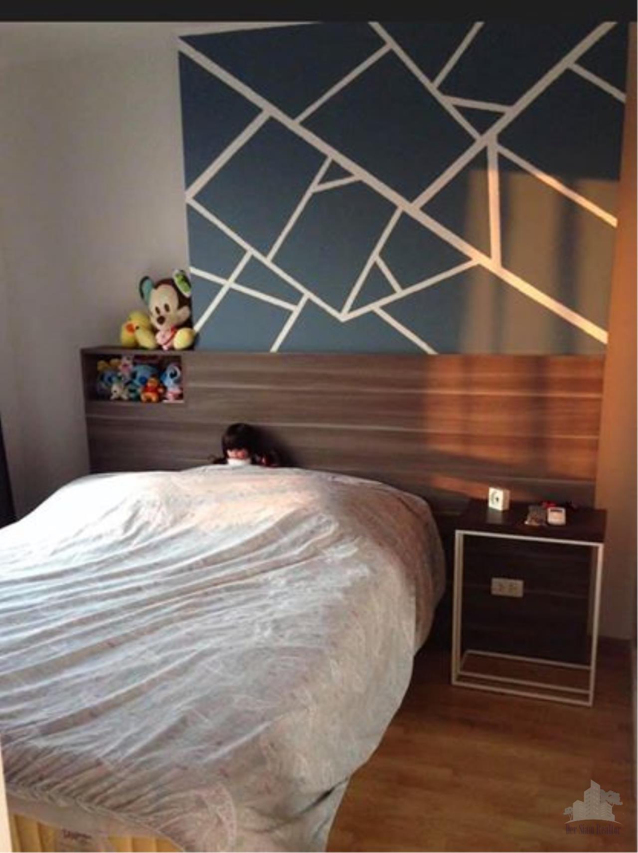 Smart Asset Management Agency's Best Unit!! For Sale U Delight Residence Pattanakarn - Thonglor  / 1 bedroom 37.01 sq.m. 2
