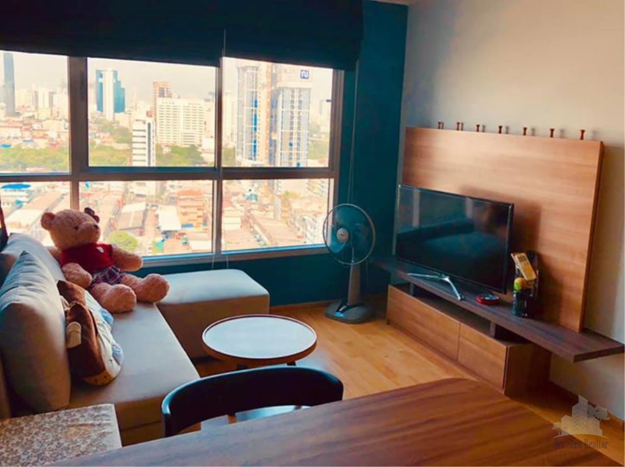Smart Asset Management Agency's Best Unit!! For Sale U Delight Residence Pattanakarn - Thonglor  / 1 bedroom 37.01 sq.m. 1
