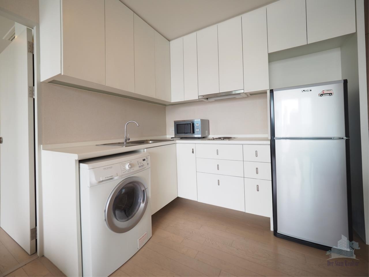 Smart Asset Management Agency's Best Unit!! For Rent Noble Solo condominium  /  1 bedroom  53.1 sq.m. 3