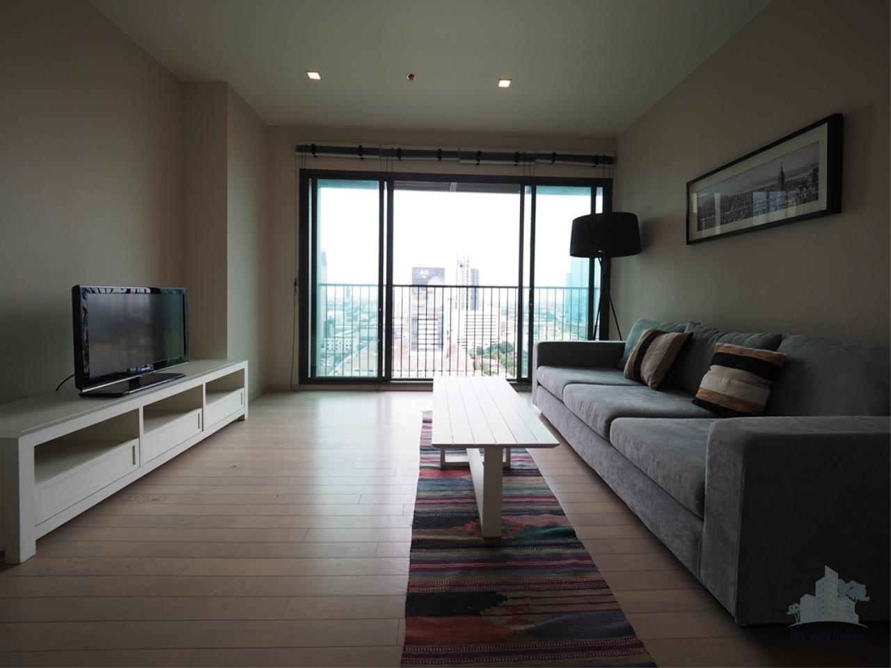 Smart Asset Management Agency's Best Unit!! For Rent Noble Solo condominium  /  1 bedroom  53.1 sq.m. 4