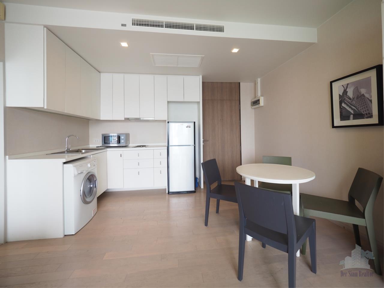 Smart Asset Management Agency's Best Unit!! For Rent Noble Solo condominium  /  1 bedroom  53.1 sq.m. 5