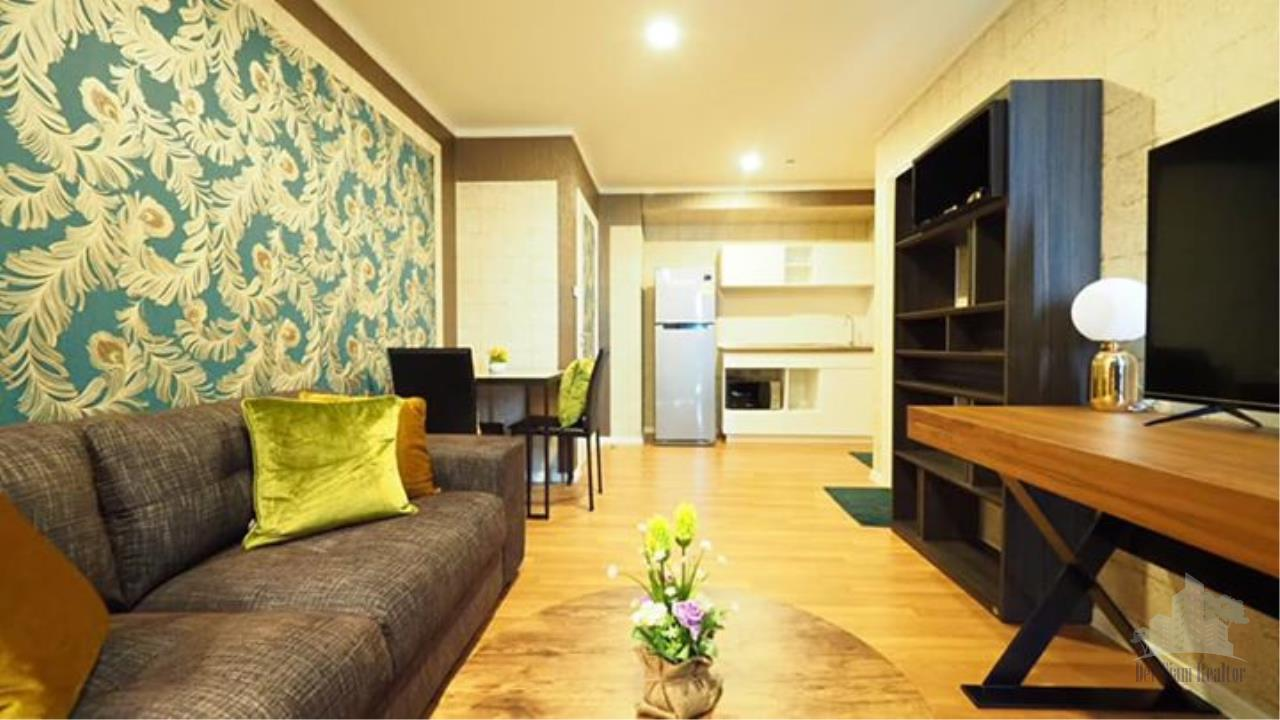 Smart Asset Management Agency's Best Unit!! For  Rent The Selected Kaset-Ngamwongwan By L.P.N   /   1 bedroom  34 sq.m.  1