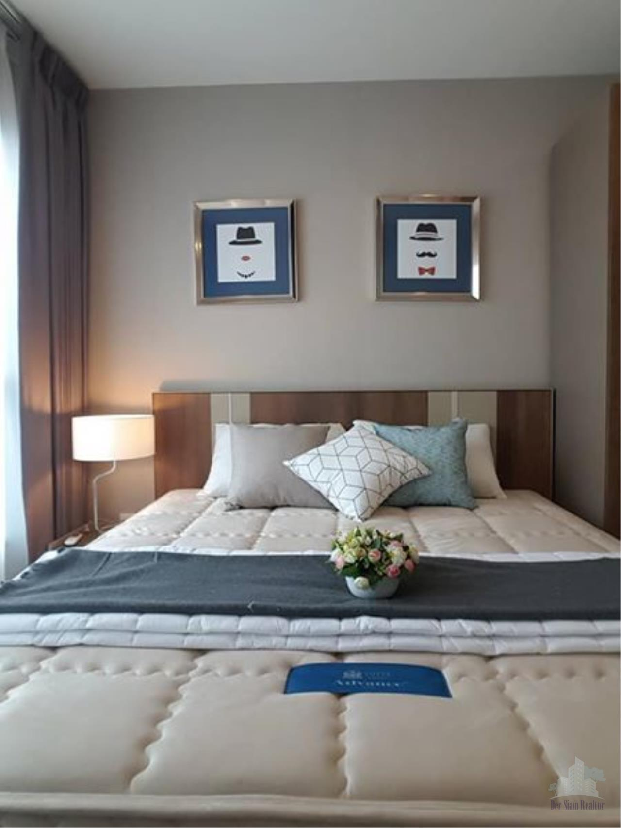 Smart Asset Management Agency's Best Unit!! For Rent Life Sukhumvit 48 near BTS phrakanong / 1 bedroom 1 bathroom  34 sq.m. Tower S 2