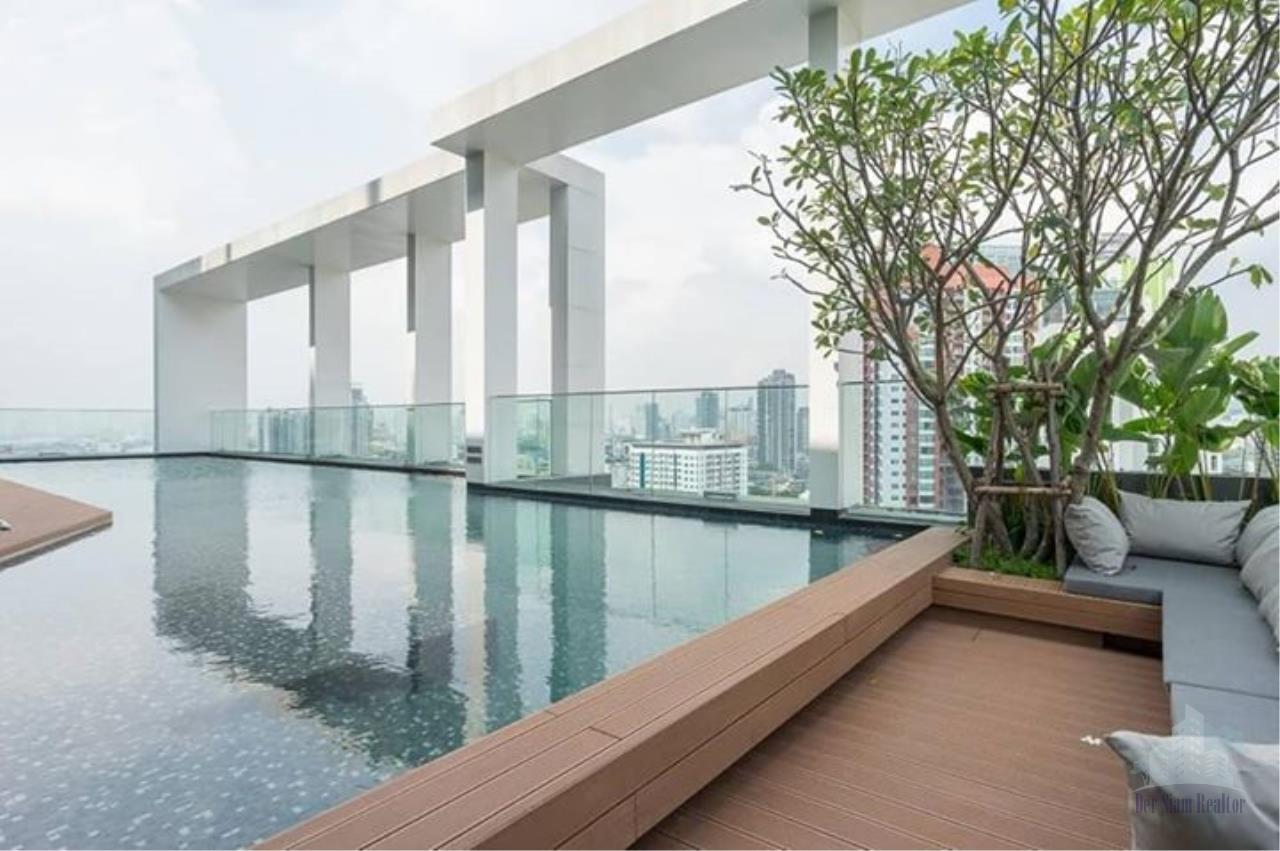 Smart Asset Management Agency's Best Unit!! For Rent Life Sukhumvit 48 near BTS phrakanong / 1 bedroom 1 bathroom  34 sq.m. Tower S 8