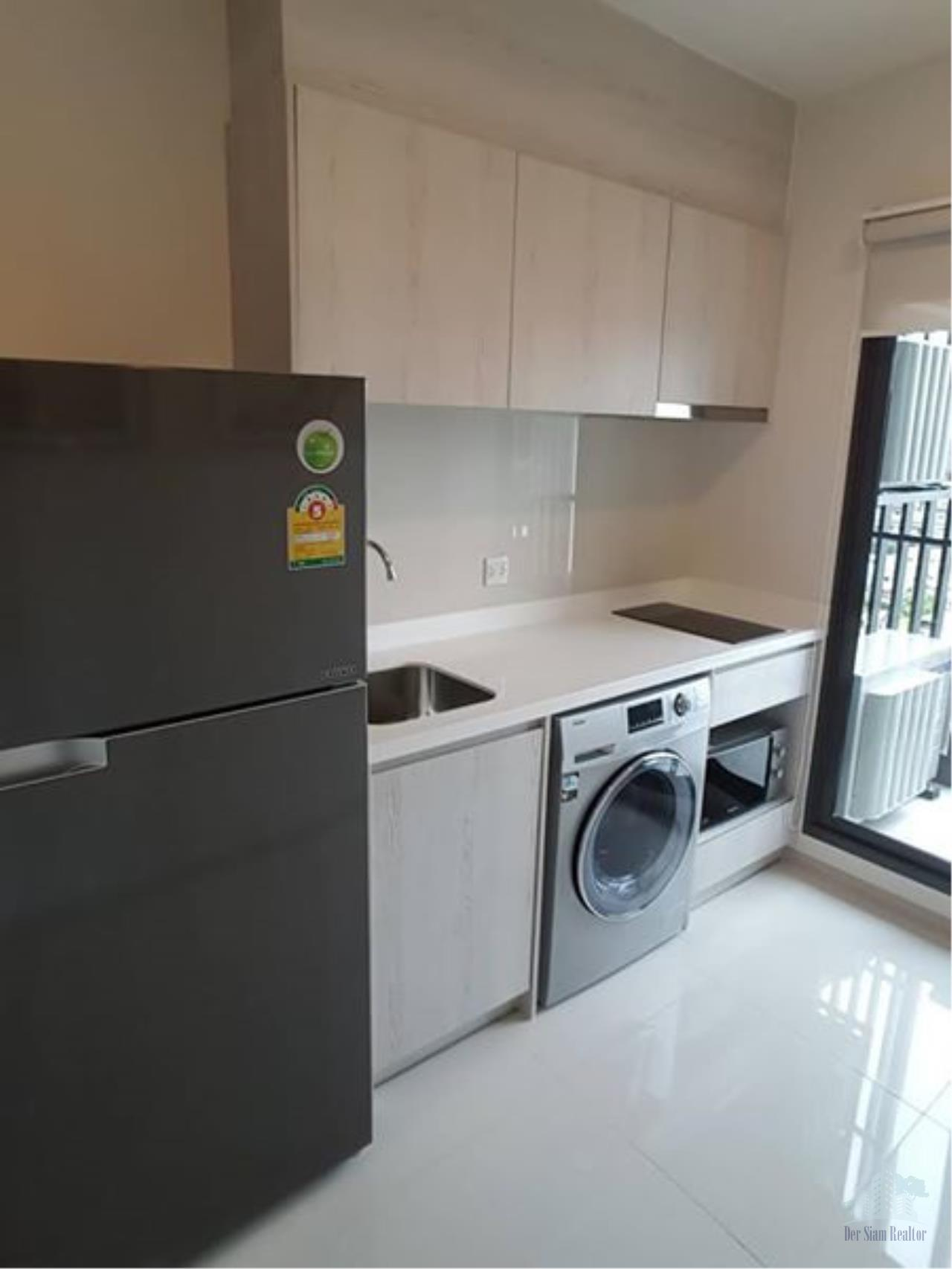 Smart Asset Management Agency's Best Unit!! For Rent Life Sukhumvit 48 near BTS phrakanong / 1 bedroom 1 bathroom  34 sq.m. Tower S 4