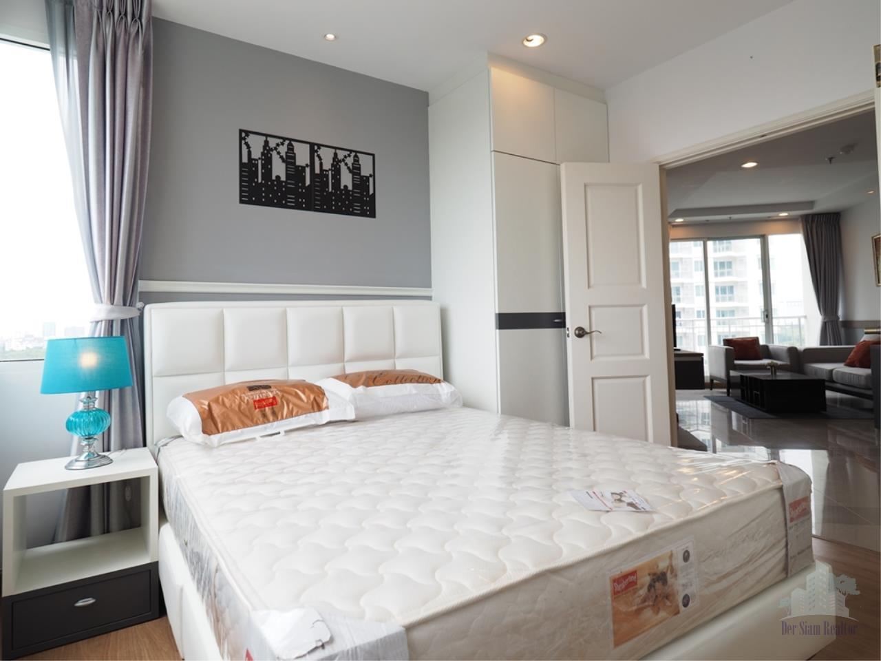 Smart Asset Management Agency's Best Unit!! For  Rent Supalai wellington 2 near MRT Thailand cultural centre /   2 bedroom 87.5 sq.m  2