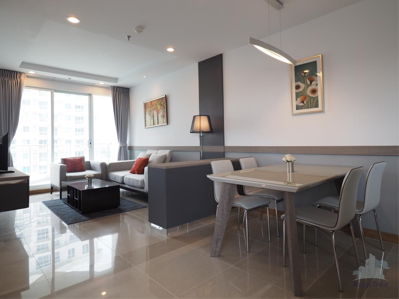Smart Asset Management Agency's Best Unit!! For  Rent Supalai wellington 2 near MRT Thailand cultural centre /   2 bedroom 87.5 sq.m  8