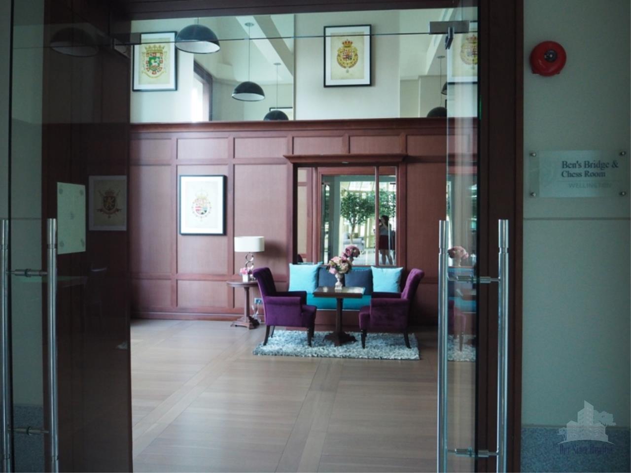 Smart Asset Management Agency's Best Unit!! For  Rent Supalai wellington 2 near MRT Thailand cultural centre /   2 bedroom 87.5 sq.m  14