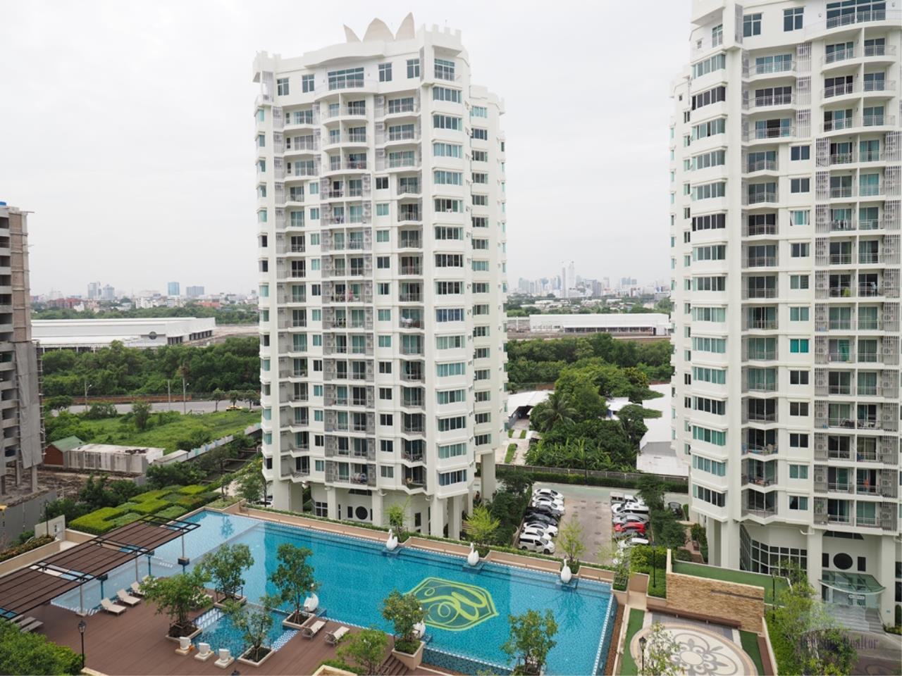 Smart Asset Management Agency's Best Unit!! For  Rent Supalai wellington 2 near MRT Thailand cultural centre /   2 bedroom 87.5 sq.m  15