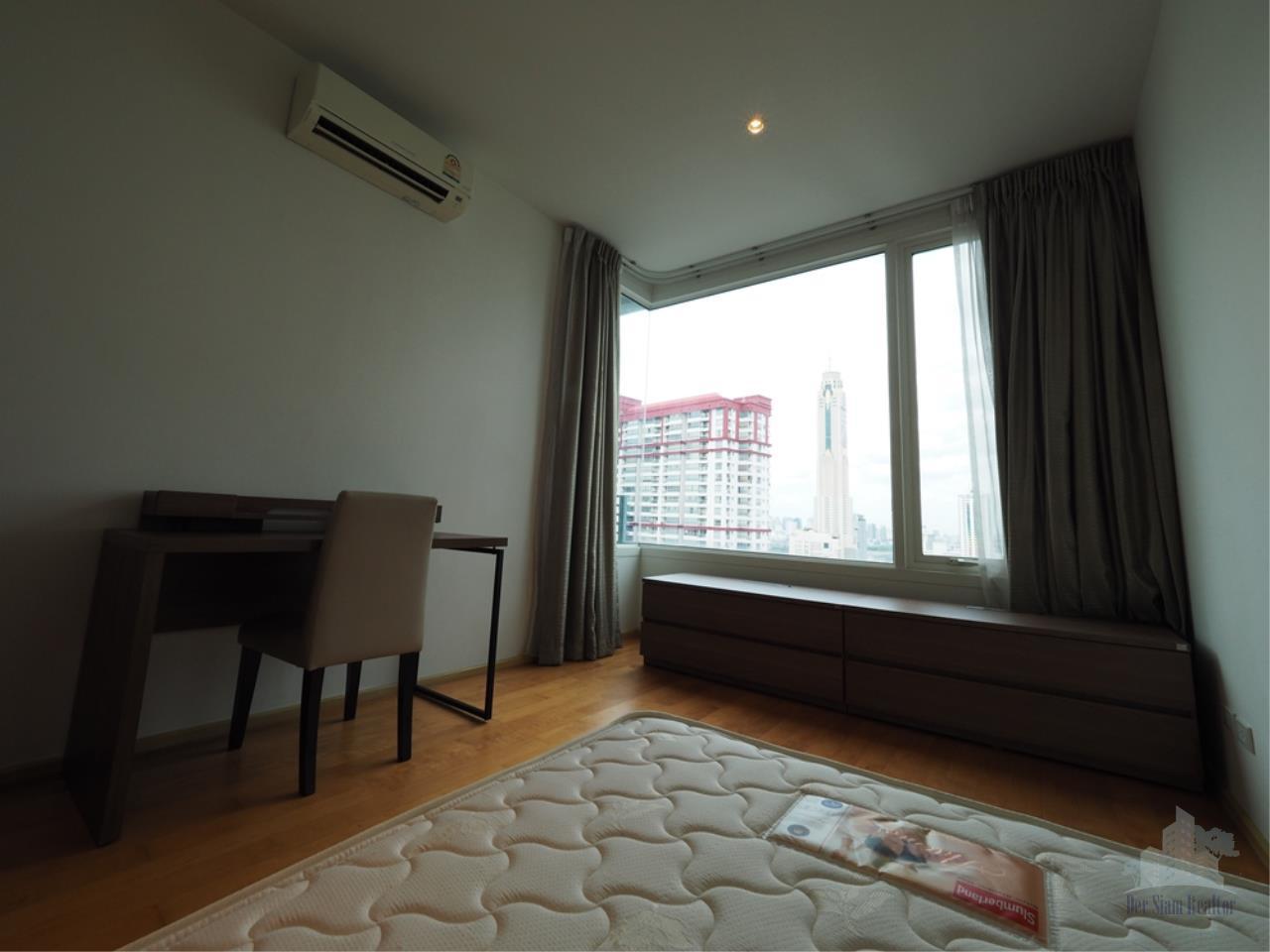 Smart Asset Management Agency's Best Unit!! For Rent Villa Ratchathew near BTS Ratchathewi & phayathai   /   2 bedroom   88 sq.m. 24