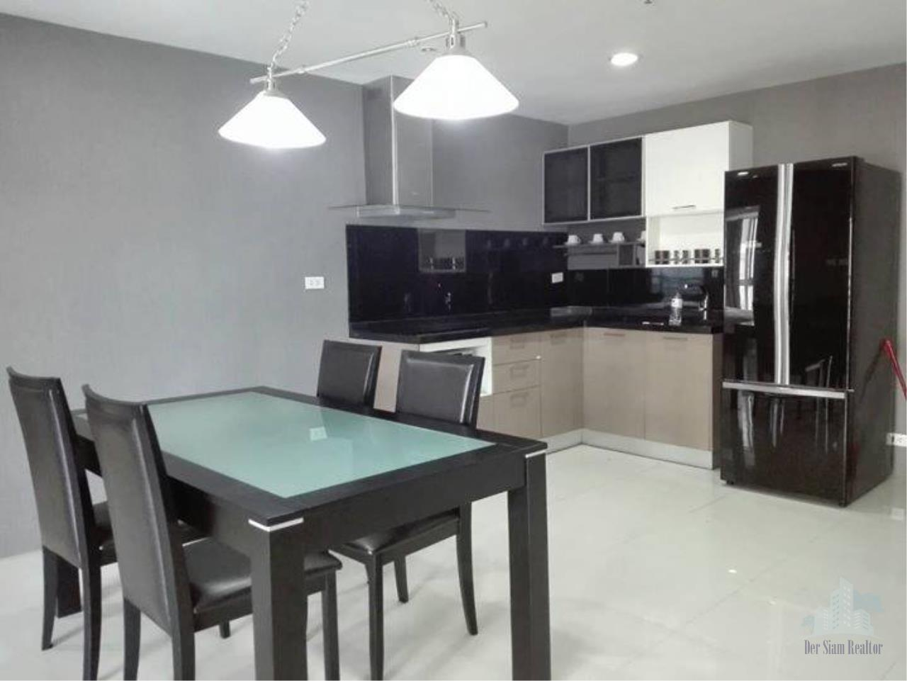 Smart Asset Management Agency's Best Unit!! For Rent  Waterford diamond near BTS Phromphong / 3 bedroom 120  sq.m.   3